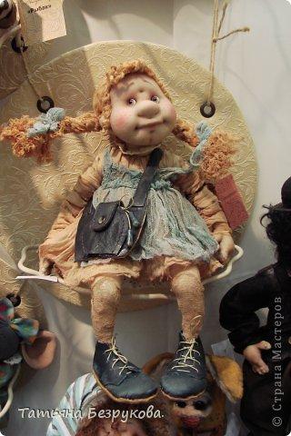 Фоторепортаж: VIII Международный Салон Кукол состоится в Москве на Тишинке с 4 по 7 октября 2012г. Часть 1.. Фото 31