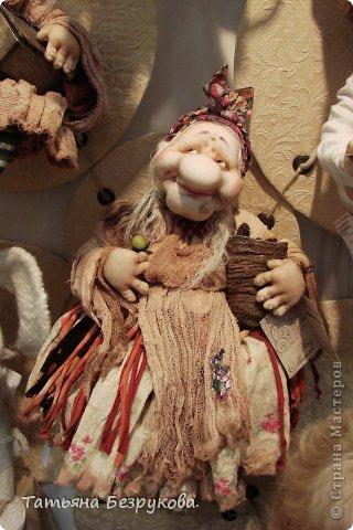 Фоторепортаж: VIII Международный Салон Кукол состоится в Москве на Тишинке с 4 по 7 октября 2012г. Часть 1.. Фото 34