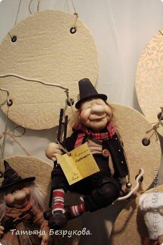 Фоторепортаж: VIII Международный Салон Кукол состоится в Москве на Тишинке с 4 по 7 октября 2012г. Часть 1.. Фото 36