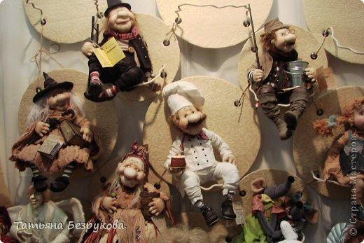 Фоторепортаж: VIII Международный Салон Кукол состоится в Москве на Тишинке с 4 по 7 октября 2012г. Часть 1.. Фото 38
