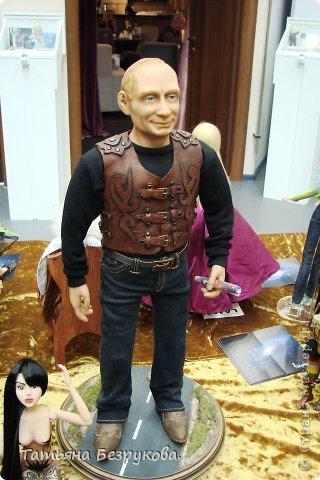 Фоторепортаж: VIII Международный Салон Кукол состоится в Москве на Тишинке с 4 по 7 октября 2012г. Часть 1.. Фото 39