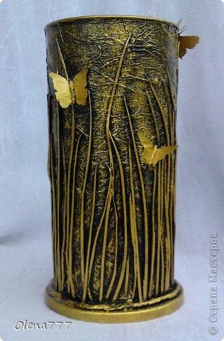 Напольная ваза своими руками из трубы мастер класс видео