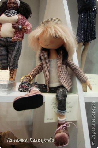 Фоторепортаж: VIII Международный Салон Кукол...Часть 3.. Фото 3