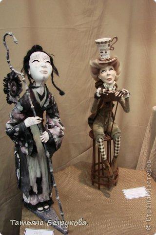 Фоторепортаж: VIII Международный Салон Кукол...Часть 2.. Фото 18