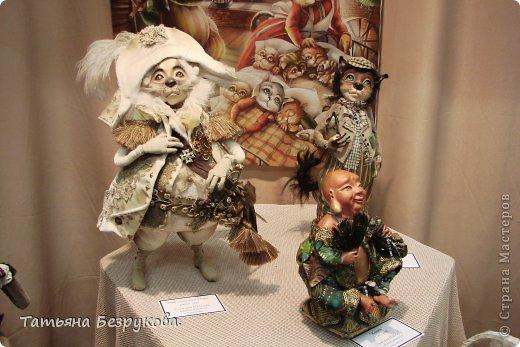Фоторепортаж: VIII Международный Салон Кукол...Часть 2.. Фото 19
