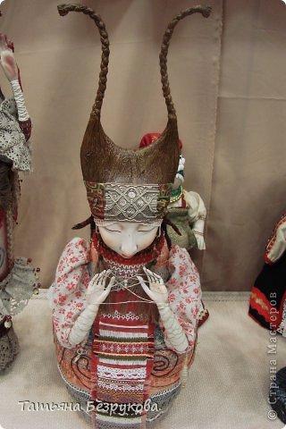 Фоторепортаж: VIII Международный Салон Кукол...Часть 2.. Фото 2