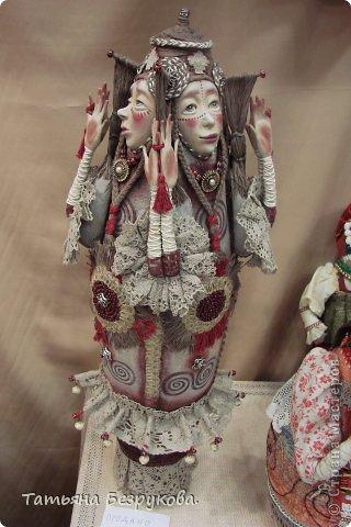 Фоторепортаж: VIII Международный Салон Кукол...Часть 2.. Фото 1