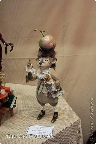 Фоторепортаж: VIII Международный Салон Кукол...Часть 2.. Фото 22