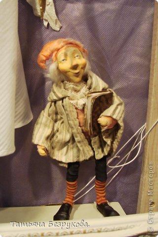 Фоторепортаж: VIII Международный Салон Кукол...Часть 2.. Фото 25