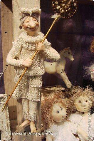 Фоторепортаж: VIII Международный Салон Кукол...Часть 2.. Фото 26