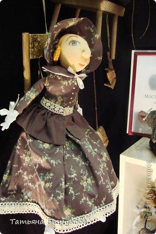 Фоторепортаж: VIII Международный Салон Кукол...Часть 3.. Фото 7