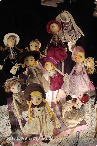 Фоторепортаж: VIII Международный Салон Кукол...Часть 3.. Фото 5