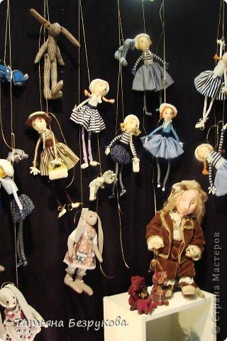 Фоторепортаж: VIII Международный Салон Кукол...Часть 3.. Фото 6