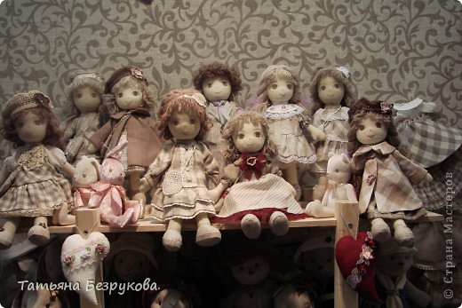 Фоторепортаж: VIII Международный Салон Кукол...Часть 3.. Фото 8