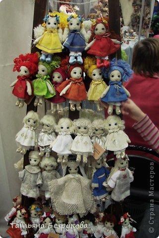 Фоторепортаж: VIII Международный Салон Кукол...Часть 3.. Фото 17