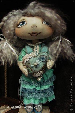 Фоторепортаж: VIII Международный Салон Кукол...Часть 3.. Фото 1