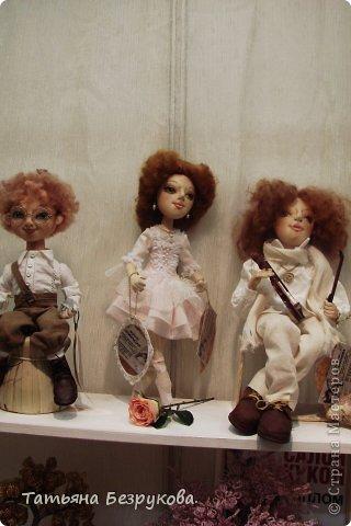 Фоторепортаж: VIII Международный Салон Кукол...Часть 3.. Фото 9
