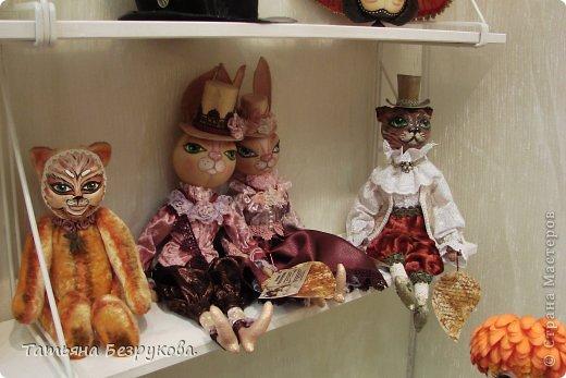 Фоторепортаж: VIII Международный Салон Кукол...Часть 3.. Фото 10
