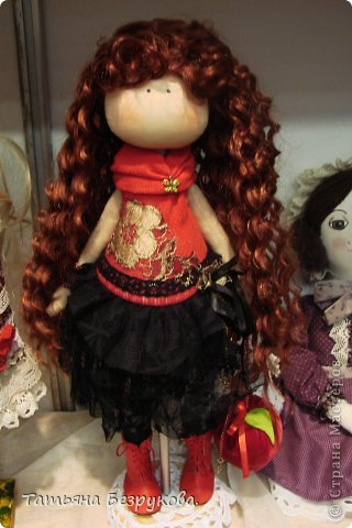 Фоторепортаж: VIII Международный Салон Кукол...Часть 3.. Фото 13