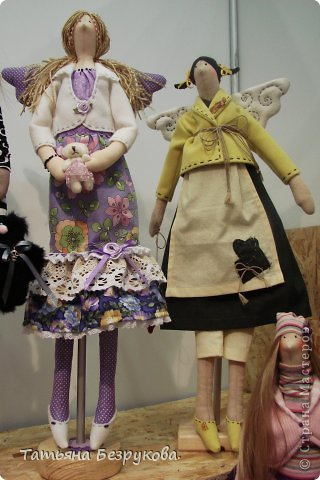 Фоторепортаж: VIII Международный Салон Кукол...Часть 3.. Фото 14