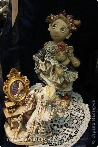 Фоторепортаж: Салон Кукол состоится в Москве на Тишинке с 4 по 7 октября 2012г. Часть 4.    . Фото 5