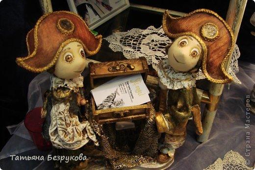 Фоторепортаж: Салон Кукол состоится в Москве на Тишинке с 4 по 7 октября 2012г. Часть 4.    . Фото 9