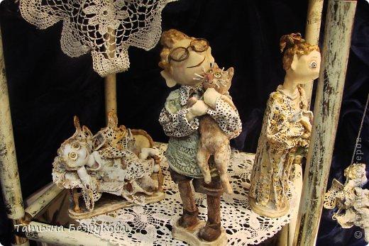 Фоторепортаж: Салон Кукол состоится в Москве на Тишинке с 4 по 7 октября 2012г. Часть 4.    . Фото 10