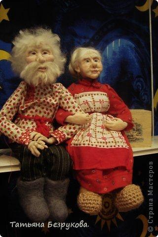 Фоторепортаж: VIII Международный Салон Кукол...Часть 2.. Фото 27