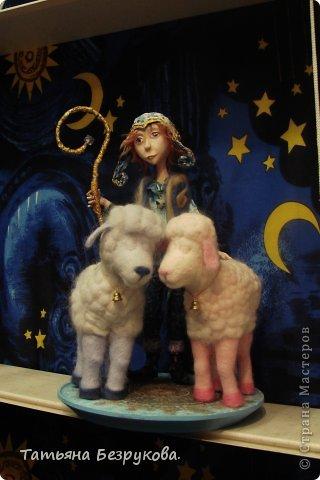 Фоторепортаж: VIII Международный Салон Кукол...Часть 2.. Фото 28