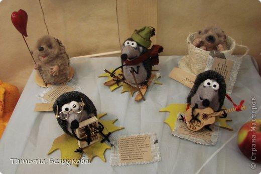 Фоторепортаж: Салон Кукол состоится в Москве на Тишинке с 4 по 7 октября 2012г. Часть 4.    . Фото 13
