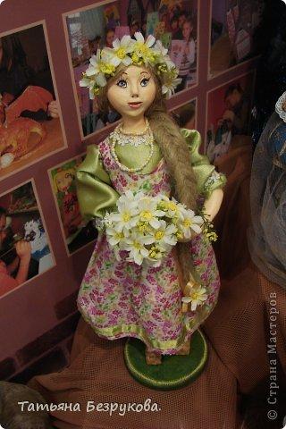Фоторепортаж: VIII Международный Салон Кукол...Часть 2.. Фото 29