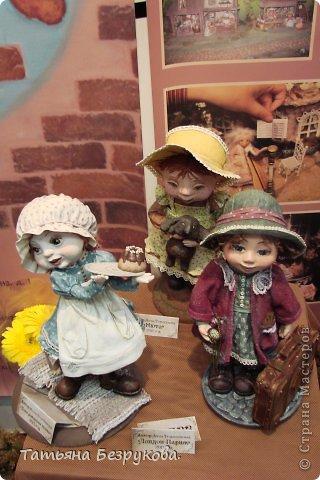 Фоторепортаж: VIII Международный Салон Кукол...Часть 2.. Фото 30