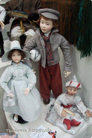 Фоторепортаж: VIII Международный Салон Кукол...Часть 2.. Фото 32