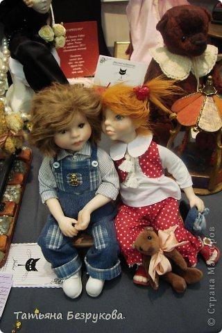 Фоторепортаж: VIII Международный Салон Кукол...Часть 2.. Фото 34