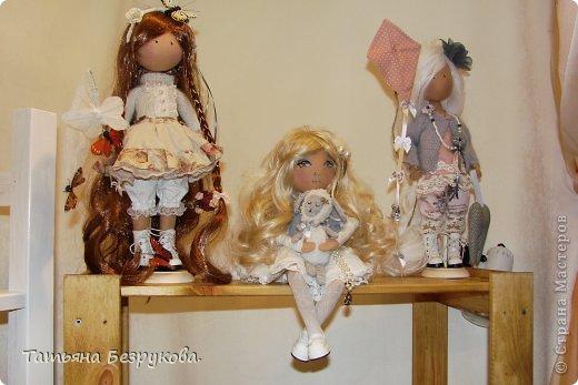 Фоторепортаж: VIII Международный Салон Кукол...Часть 3.. Фото 22