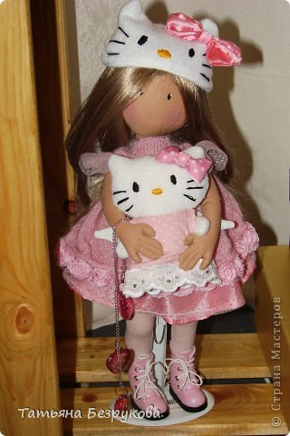 Фоторепортаж: VIII Международный Салон Кукол...Часть 3.. Фото 21