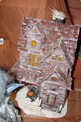 Фоторепортаж: Салон Кукол состоится в Москве на Тишинке с 4 по 7 октября 2012г. Часть 4.    . Фото 17