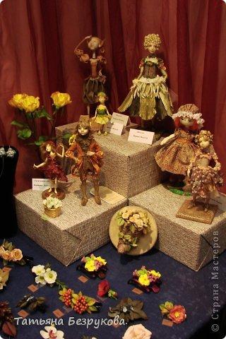 Фоторепортаж: VIII Международный Салон Кукол...Часть 2.. Фото 37