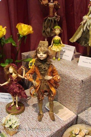 Фоторепортаж: VIII Международный Салон Кукол...Часть 2.. Фото 38