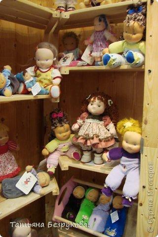Фоторепортаж: Салон Кукол состоится в Москве на Тишинке с 4 по 7 октября 2012г. Часть 4.    . Фото 22