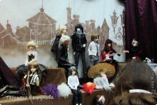 Фоторепортаж: VIII Международный Салон Кукол...Часть 2.. Фото 39