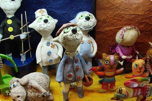 Фоторепортаж: Салон Кукол состоится в Москве на Тишинке с 4 по 7 октября 2012г. Часть 4.    . Фото 24