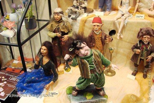 Фоторепортаж: VIII Международный Салон Кукол...Часть 2.. Фото 41
