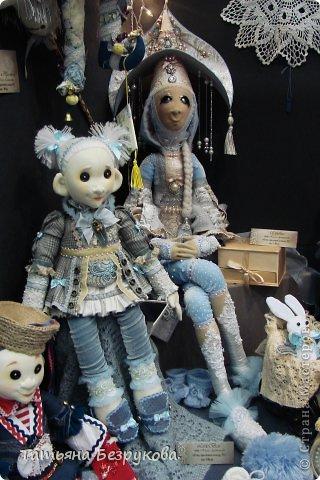 Фоторепортаж: VIII Международный Салон Кукол...Часть 3.. Фото 25