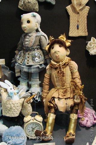 Фоторепортаж: VIII Международный Салон Кукол...Часть 3.. Фото 26