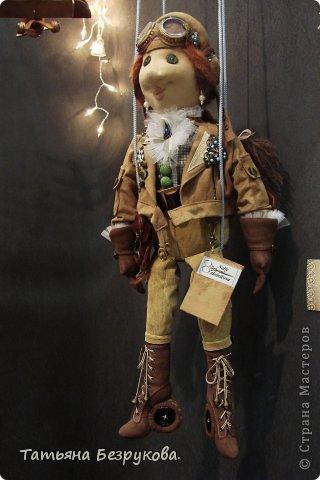 Фоторепортаж: VIII Международный Салон Кукол...Часть 3.. Фото 29
