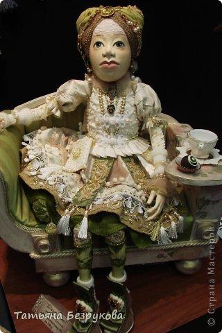 Фоторепортаж: VIII Международный Салон Кукол...Часть 3.. Фото 30