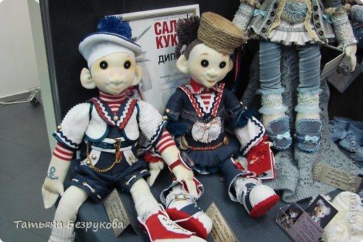 Фоторепортаж: VIII Международный Салон Кукол...Часть 3.. Фото 33