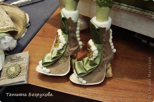 Фоторепортаж: VIII Международный Салон Кукол...Часть 3.. Фото 31
