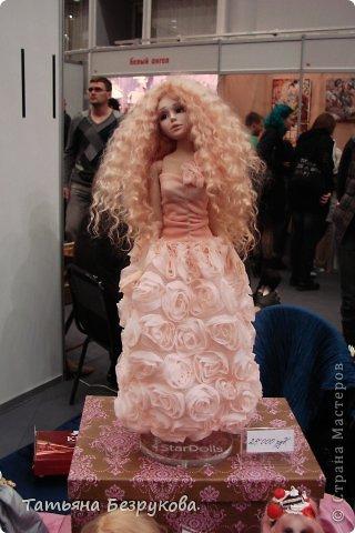 Фоторепортаж: VIII Международный Салон Кукол...Часть 3.. Фото 35